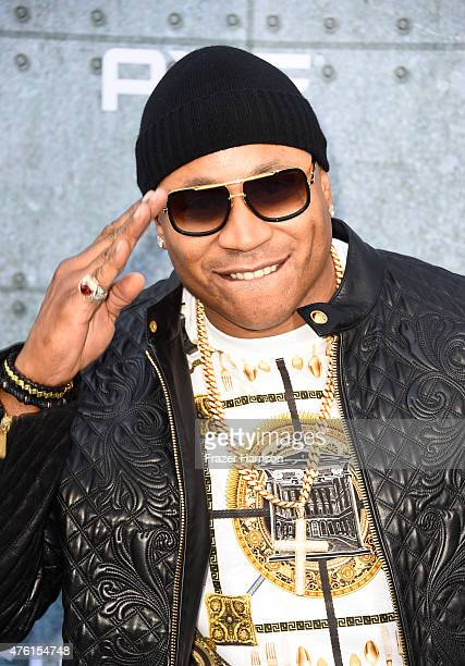 Actor LL Cool J attends Spike TV's Guys Choice 2015 at Sony Pictures Studios on June 6 2015 in Culver City California