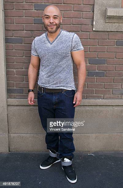 Actor Lobo Sebastian attends The Game Hosts Bresee Foundation 9th Annual Youth Film Festival on Social Justice at Fox Studio Lot on May 17 2014 in...