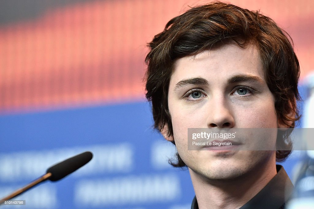 Actor <a gi-track='captionPersonalityLinkClicked' href=/galleries/search?phrase=Logan+Lerman&family=editorial&specificpeople=635439 ng-click='$event.stopPropagation()'>Logan Lerman</a> attends the 'Indignation' press conference during the 66th Berlinale International Film Festival Berlin at Grand Hyatt Hotel on February 14, 2016 in Berlin, Germany.
