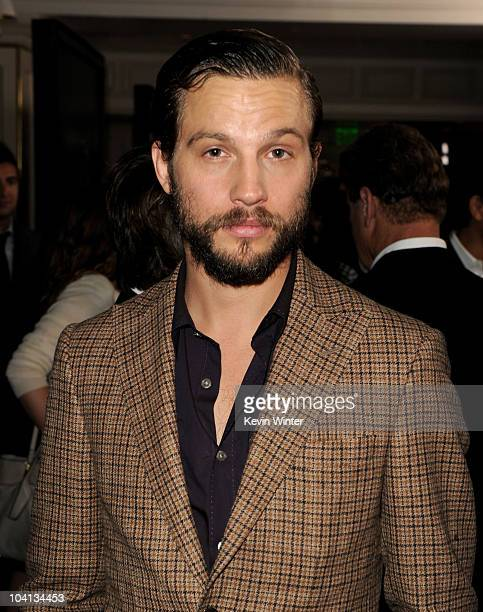 Actor Logan MarshallGreen arrives at the premiere of Universal Pictures' 'Devil' at The London on September 15 2010 in West Hollywood California