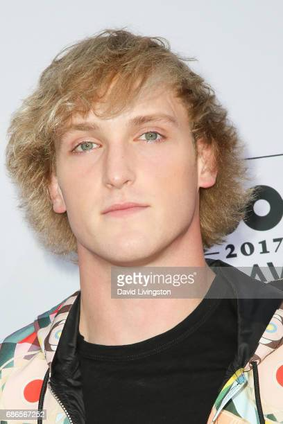 Actor Logan Paul attends the 2017 Billboard Music Awards at the TMobile Arena on May 21 2017 in Las Vegas Nevada