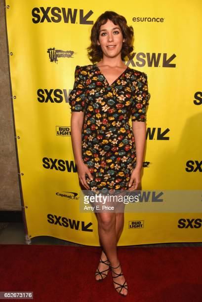 Actor Lola Kirke attends the premiere of 'Gemini' during 2017 SXSW Conference and Festivals at Stateside Theater on March 12 2017 in Austin Texas