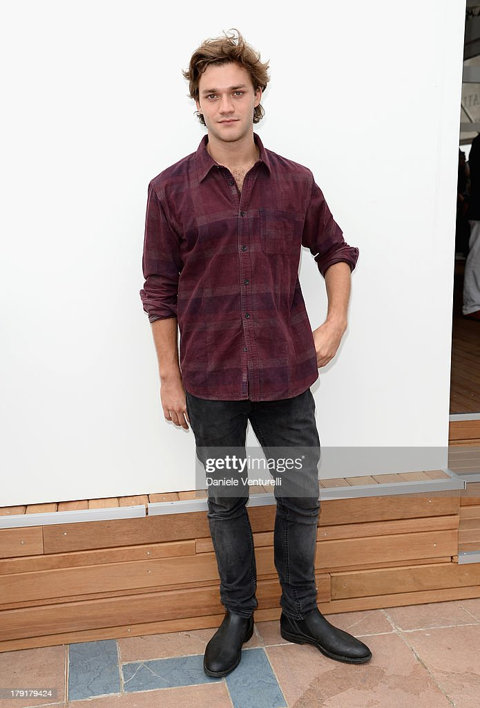 Actor <a gi-track='captionPersonalityLinkClicked' href=/galleries/search?phrase=Lorenzo+Richelmy&family=editorial&specificpeople=11319517 ng-click='$event.stopPropagation()'>Lorenzo Richelmy</a> attends Premio Kineo Photocall during the 70th Venice International Film Festival at Terrazza Maserati on September 1, 2013 in Venice, Italy.