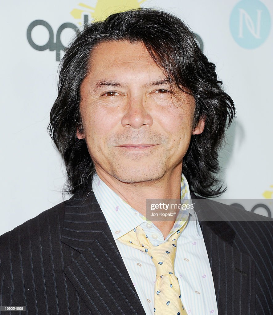 Actor <a gi-track='captionPersonalityLinkClicked' href=/galleries/search?phrase=Lou+Diamond+Phillips&family=editorial&specificpeople=214756 ng-click='$event.stopPropagation()'>Lou Diamond Phillips</a> arrives at the Time For Hope Fundraiser Gala Benefiting This Time Foundation And The Apl.de.ap Foundation International at Regent Beverly Wilshire Hotel on May 18, 2013 in Beverly Hills, California.