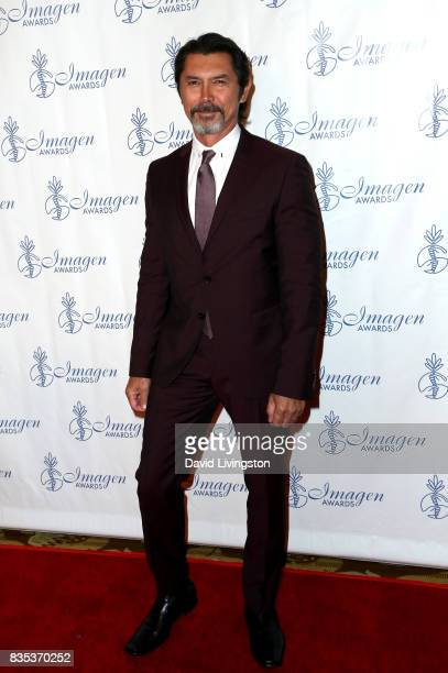 Actor Lou Diamond Phillips attends the 32nd Annual Imagen Awards at the Beverly Wilshire Four Seasons Hotel on August 18 2017 in Beverly Hills...