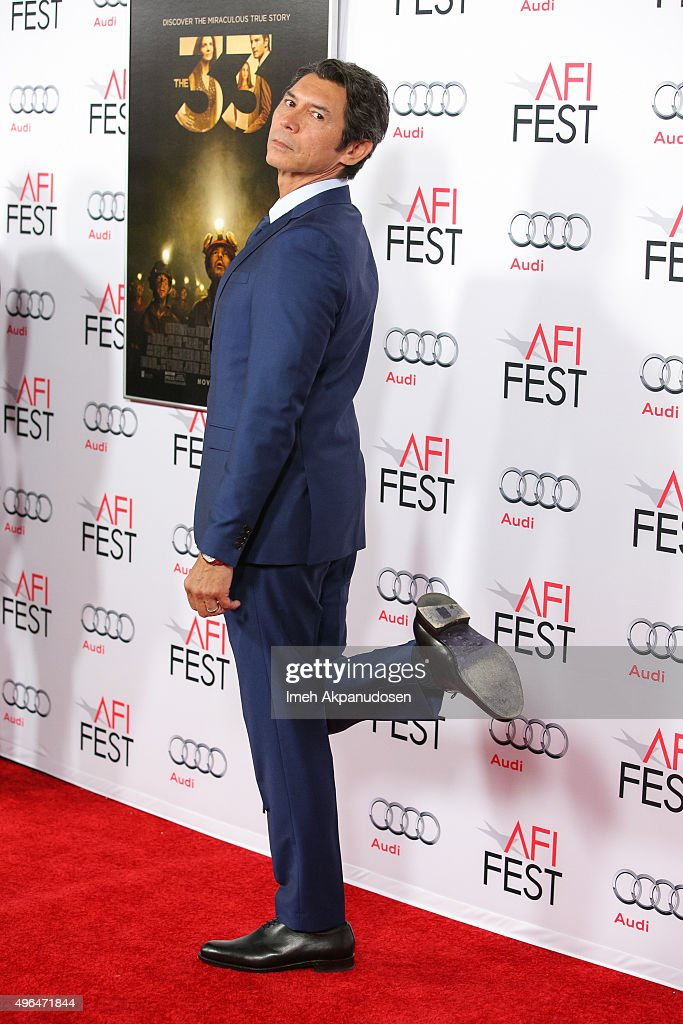 "AFI FEST 2015 Presented By Audi Centerpiece Gala Premiere Of Alcon Entertainment's ""The 33"" - Arrivals"