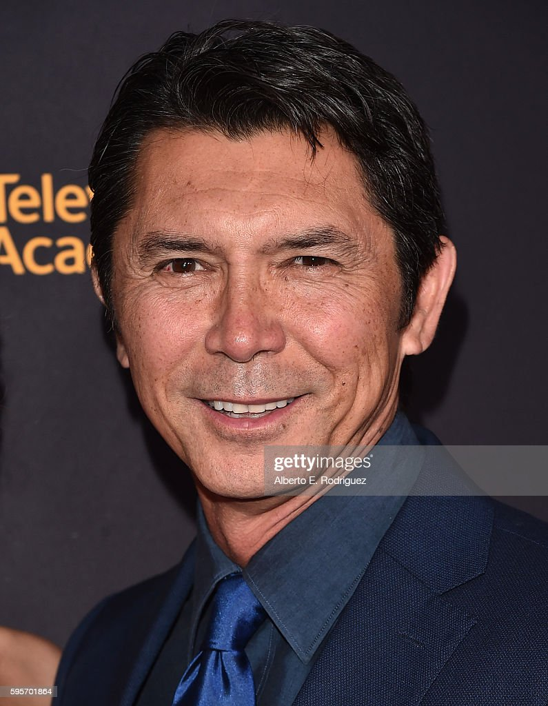 Actor Lou Diamond Phillips attends the Television Academy And SAG-AFTRA's 4th Annual Dynamic and Diverse Celebration at The Saban Media Center on August 25, 2016 in North Hollywood, California.