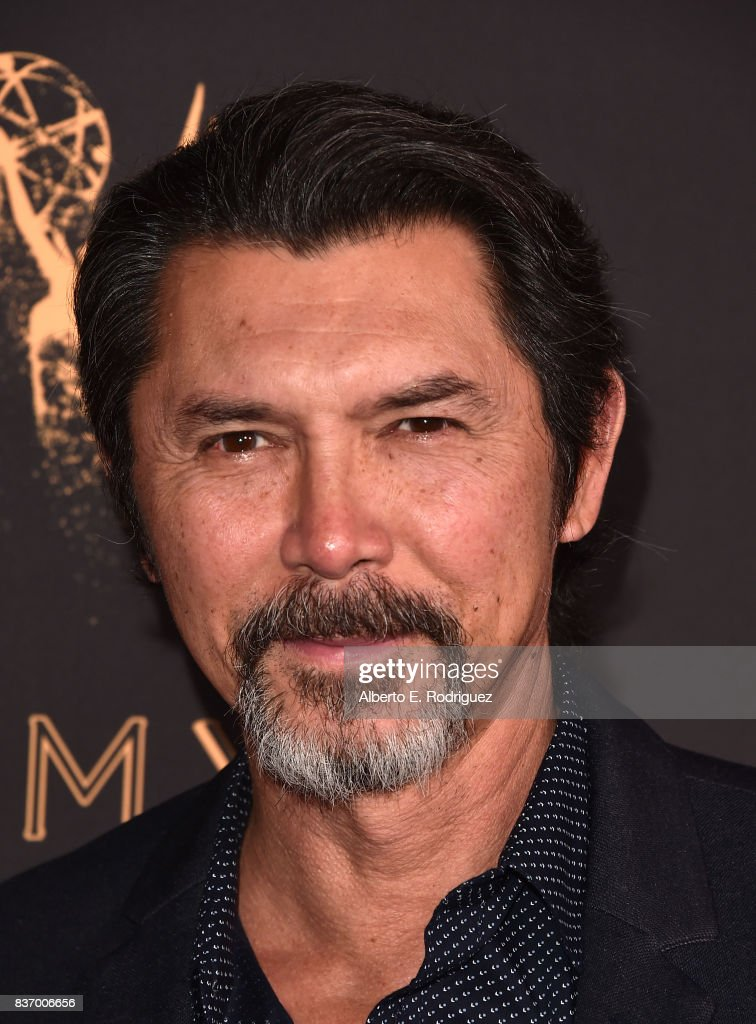 Actor Lou Diamond Phillips attends the Television Academy's Performers Peer Group Celebration at The Montage Beverly Hills on August 21, 2017 in Beverly Hills, California.