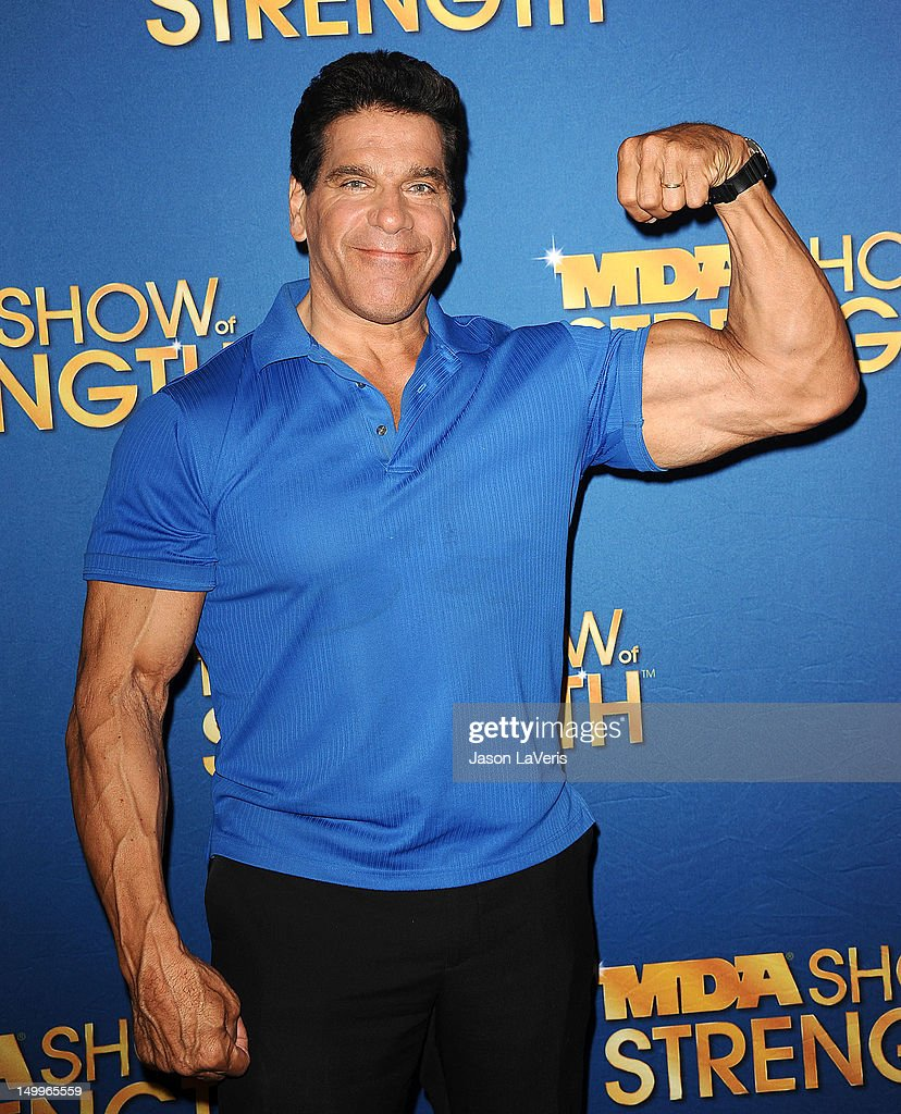 Actor Lou Ferrigno attends the MDA Labor Day Telethon at CBS Studios on August 7, 2012 in Los Angeles, California.