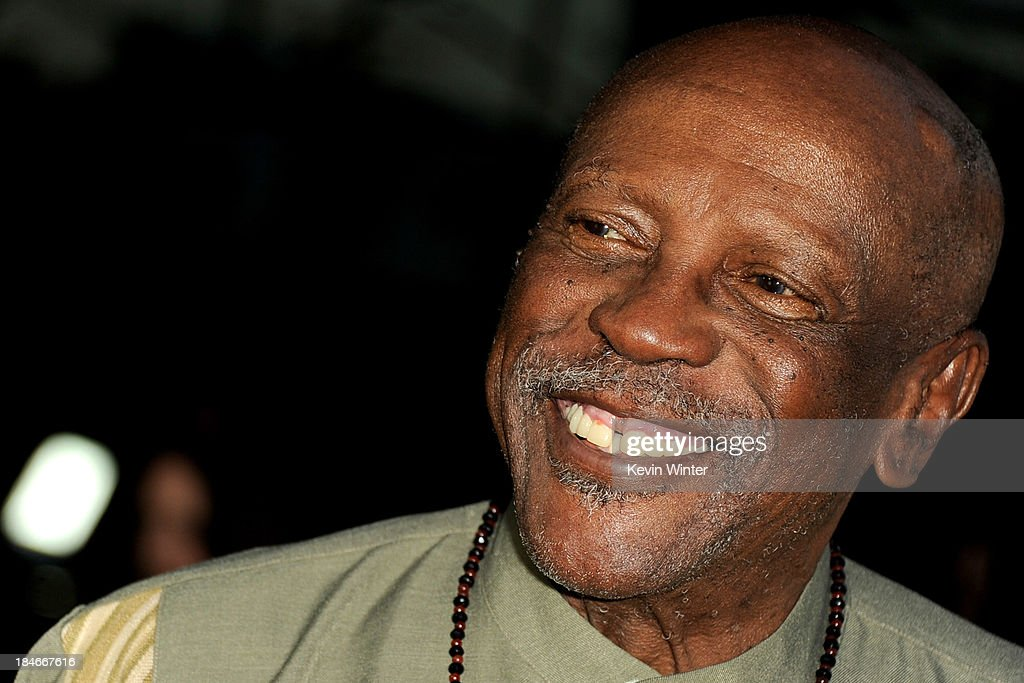 Actor Lou Gossett, Jr. arrives at the premiere of Fox Searchlights' '12 Years A Slave' at the Directors Guild on October 14, 2013 in Los Angeles, California.
