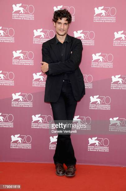 Actor Louis Garrel attends 'La Jalousie' Photocall during the 70th Venice International Film Festival at Palazzo del Casino on September 5 2013 in...