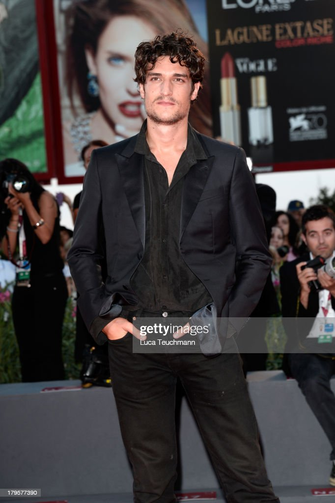 Actor Louis Garrel attends 'La Jalousie' Premiere during the 70th Venice International Film Festival at the Sala Grande on September 5, 2013 in Venice, Italy.