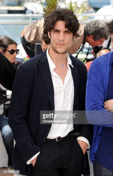 Actor Louis Garrel attends the 'Les BienAimes' Photocall during the 64th Cannes Film Festival at the Palais des Festivals on May 21 2011 in Cannes...