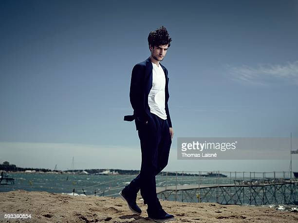 Actor Louis Garrel is photographed for Self Assignment on May 17 2013 in Cannes France