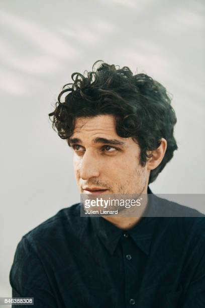 Actor Louis Garrel is photographed for Self Assignment on May 21 2017 in Cannes France