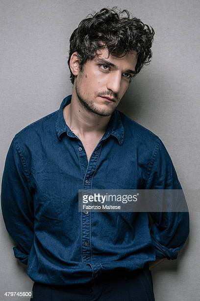 Actor Louis Garrel is photographed for The Hollywood Reporter on May 15 2015 in Cannes France **NO SALES IN USA TILL AUGUST 28 2015**