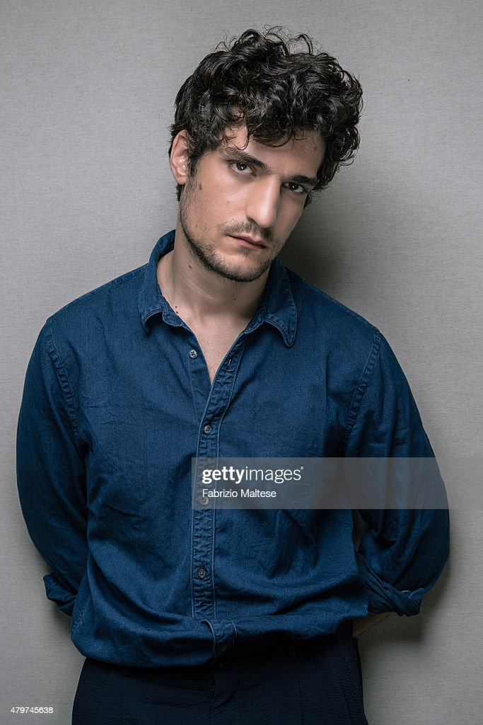 Actor <a gi-track='captionPersonalityLinkClicked' href=/galleries/search?phrase=Louis+Garrel&family=editorial&specificpeople=868484 ng-click='$event.stopPropagation()'>Louis Garrel</a> is photographed for The Hollywood Reporter on May 15, 2015 in Cannes, France. **NO SALES IN USA TILL AUGUST 28, 2015**.