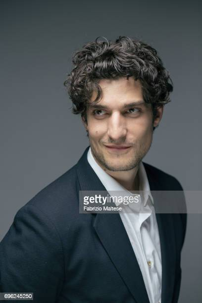 Actor Louis Garrel is photographed for the Hollywood Reporter on May 22 2017 in Cannes France
