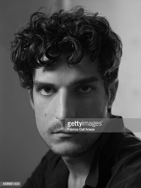 Actor Louis Garrel is photographed for Vanity Fair Italy on September 1 2013 in Venice Italy