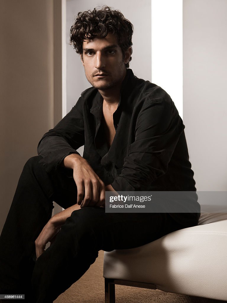 Actor <a gi-track='captionPersonalityLinkClicked' href=/galleries/search?phrase=Louis+Garrel&family=editorial&specificpeople=868484 ng-click='$event.stopPropagation()'>Louis Garrel</a> is photographed for Vanity Fair - Italy on September 1, 2013 in Venice, Italy.