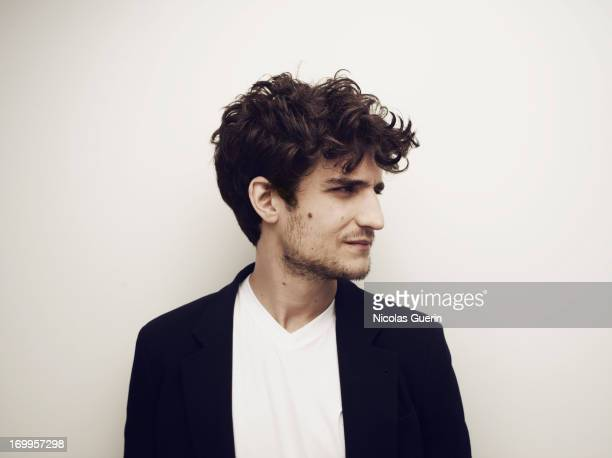 Actor LOUIS GARREL is photographedfor Self Assignment on May 20 2013 in Cannes France