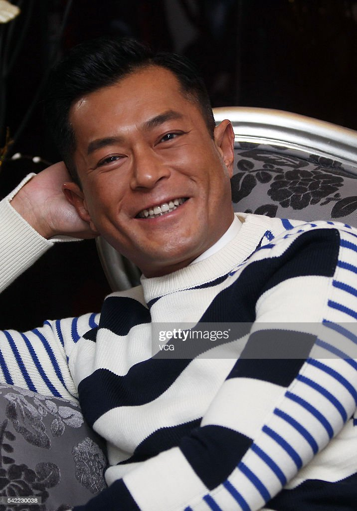 "Louis Koo Receives Interview For Movie ""Three"""