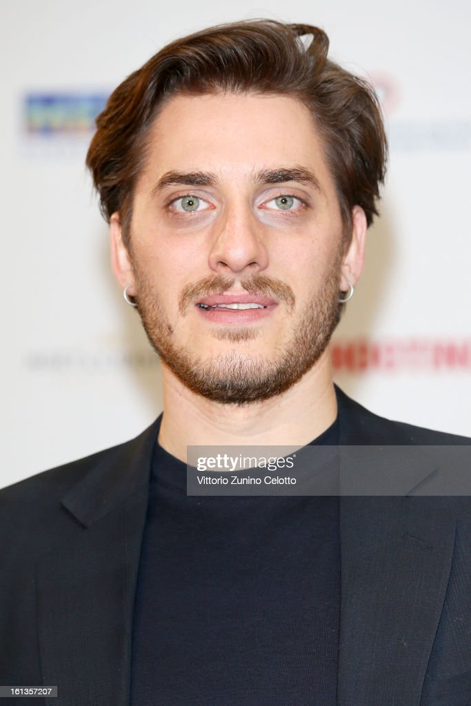 Actor <a gi-track='captionPersonalityLinkClicked' href=/galleries/search?phrase=Luca+Marinelli&family=editorial&specificpeople=7179366 ng-click='$event.stopPropagation()'>Luca Marinelli</a> attends Shooting Stars 2013 during the 63rd International Berlinale Film Festival at Hotel de Rome on February 10, 2013 in Berlin, Germany.