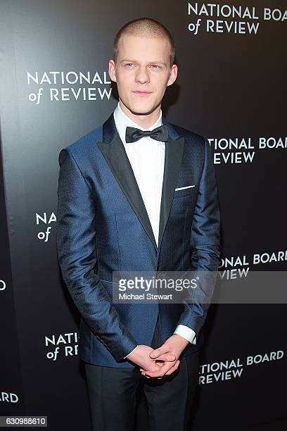 Actor Lucas Hedges attends the 2016 National Board of Review Gala at Cipriani 42nd Street on January 4 2017 in New York City