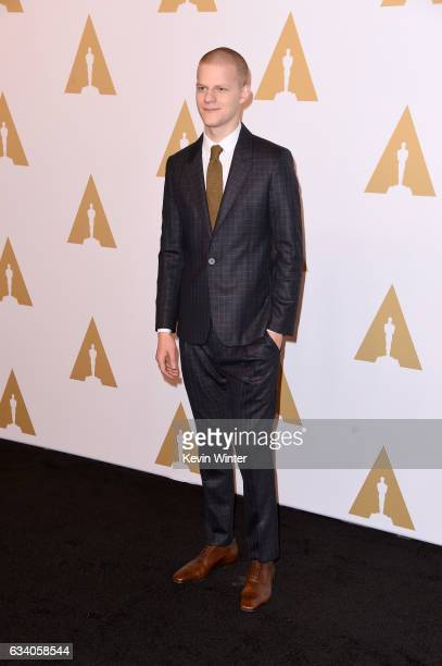 Actor Lucas Hedges attends the 89th Annual Academy Awards Nominee Luncheon at The Beverly Hilton Hotel on February 6 2017 in Beverly Hills California