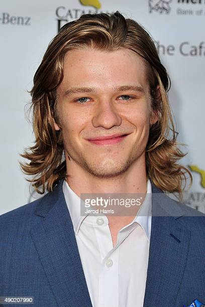 Actor Lucas Till attends the Catalina Film Festival on September 26 2015 in Avalon California