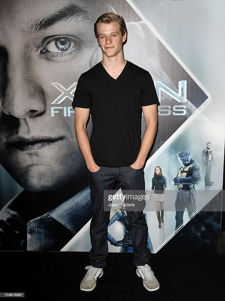 Actor Lucas Till attends the 'X-Men: First Class' 3D projection party at The Roosevelt Hotel on September 8, 2011 in Hollywood, California.
