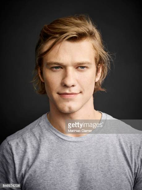 Actor Lucas Till from 'MacGyver' is photographed for Entertainment Weekly Magazine on July 21 2016 at Comic Con in the Hard Rock Hotel in San Diego...