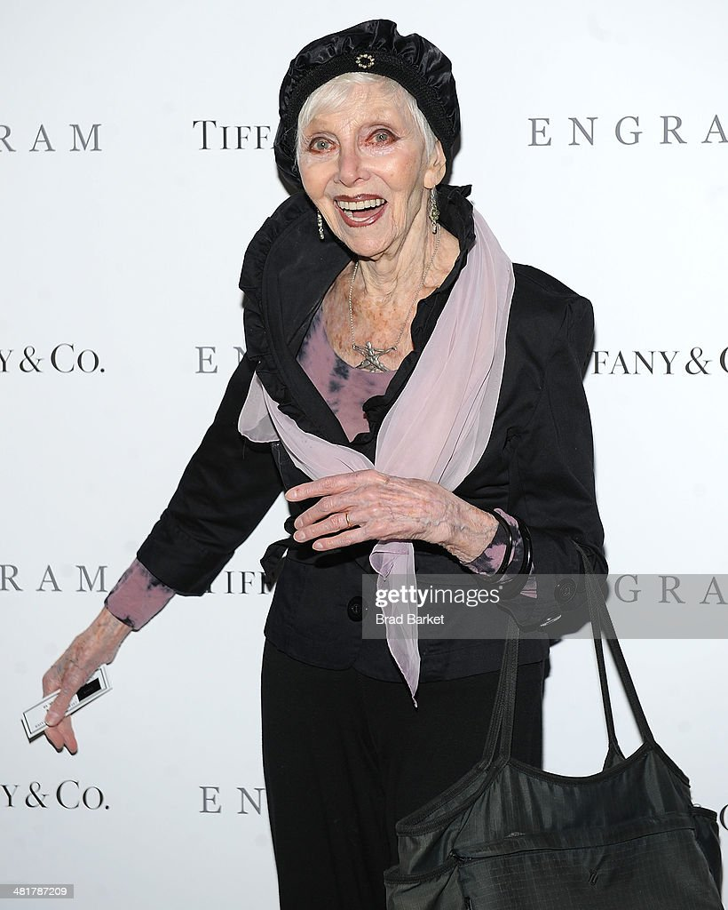 Actor Lucille Patton attends the 'ENGRAM' screening at Museum of Modern Art on March 31, 2014 in New York City.