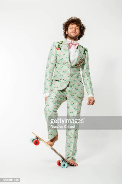 Actor Ludovico Tersigni is photographed for Self Assignment on March 3 2017 in Mumbai India