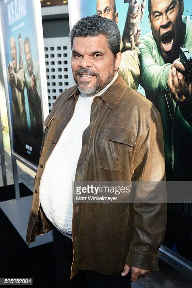 Actor Luis Guzman attends a special presentation of Warner Bros' 'Keanu' at ArcLight Cinemas Cinerama Dome on April 27 2016 in Hollywood California