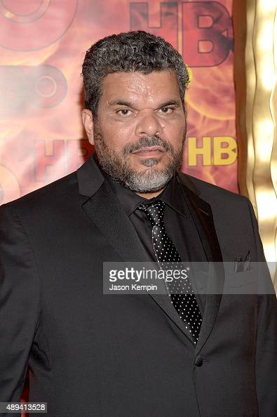 Actor Luis Guzman attends HBO's Official 2015 Emmy After Party at The Plaza at the Pacific Design Center on September 20 2015 in Los Angeles...