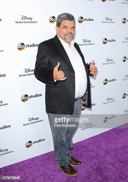 Actor Luis Guzman attends the Disney Media Distribution International Upfronts at Walt Disney Studios on May 17 2015 in Burbank California