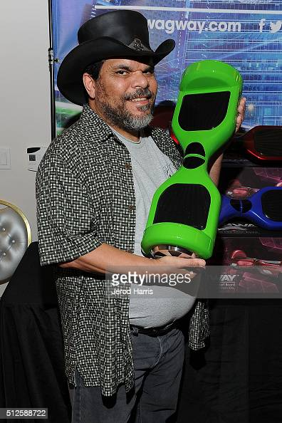 Actor Luis Guzman attends the GBK LifeCell 2016 Pre Oscar Lounge at The London West Hollywood on February 26 2016 in West Hollywood California