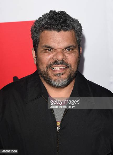 Actor Luis Guzman attends the premiere of Open Road Films' 'The Gunman' at Regal Cinemas LA Live on March 12 2015 in Los Angeles California