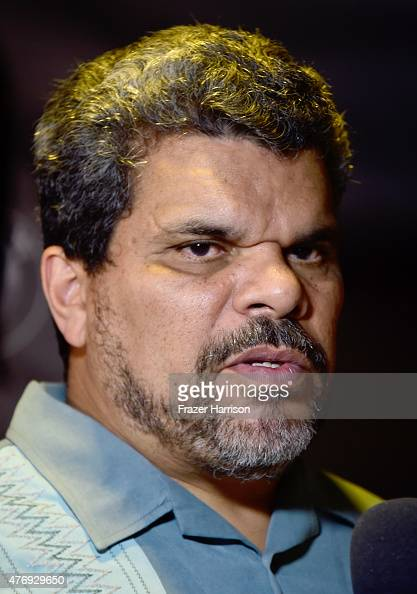 Actor Luis Guzman attends the 'Puerto Ricans in Paris' screening during the 2015 Los Angeles Film Festival at Regal Cinemas LA Live on June 12 2015...
