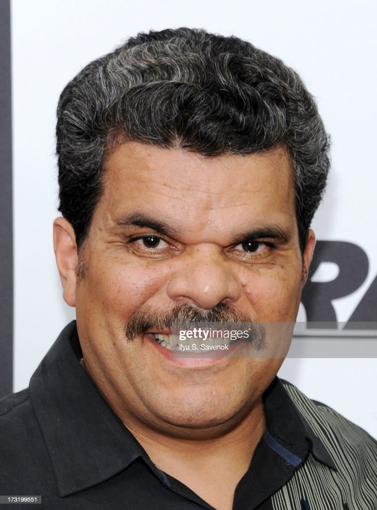 Actor Luis Guzman attends the 'Turbo' New York Premiere at AMC Loews Lincoln Square on July 9, 2013 in New York City.