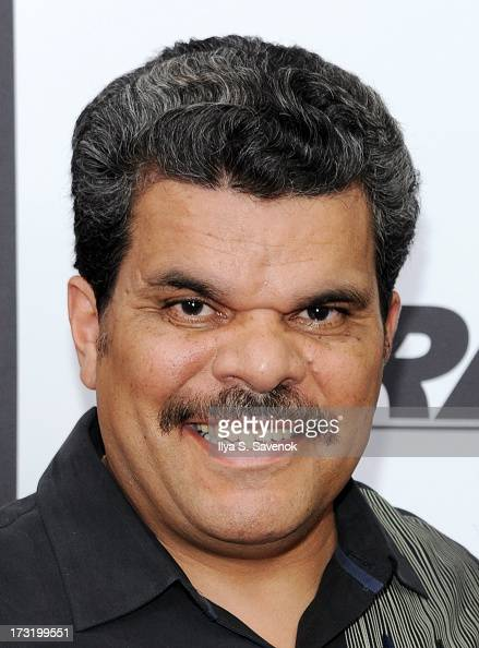 Actor Luis Guzman attends the 'Turbo' New York Premiere at AMC Loews Lincoln Square on July 9 2013 in New York City