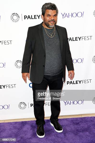 Actor Luis Guzman of the television show 'Code Black' attends The Paley Center for Media's PaleyFest 2015 Fall TV Preview for CBS at The Paley Center...