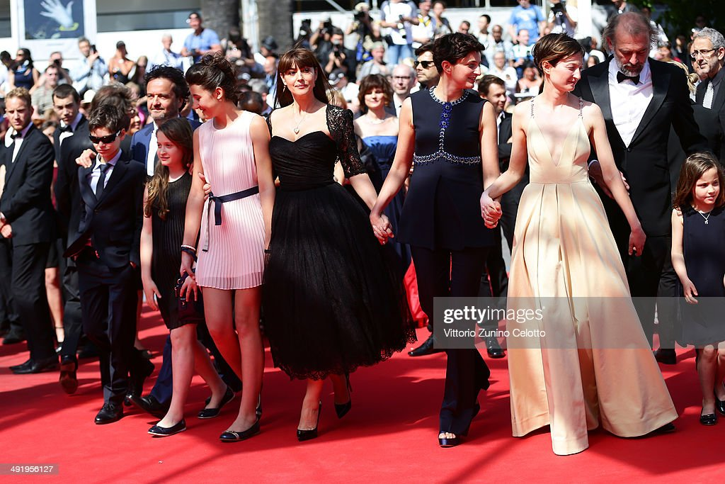 """La Meraviglie"" Premiere - The 67th Annual Cannes Film Festival"