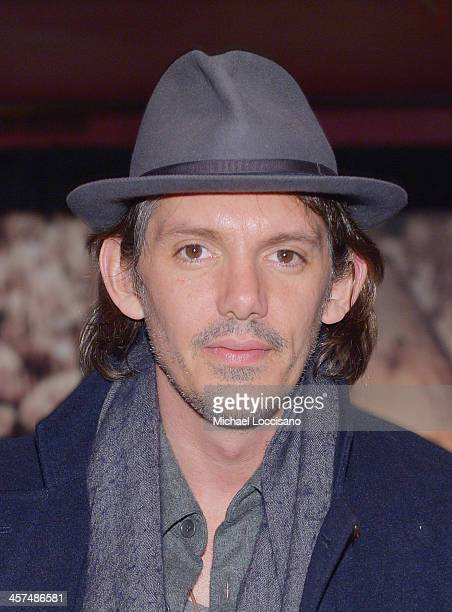 Actor Lukas Haas attends the 'The Wolf Of Wall Street' premiere after party at Roseland Ballroom on December 17 2013 in New York City
