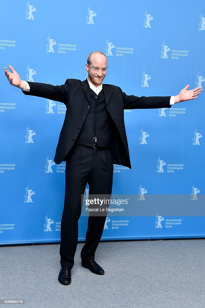 Actor Lukas Turtur attends the 'Tomcat' (Kater) photo call during the 66th Berlinale International Film Festival Berlin at Grand Hyatt Hotel on February 13, 2016 in Berlin, Germany.