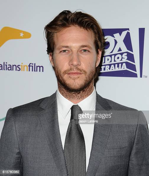 Actor Luke Bracey attends the Australians In Film 5th annual awards gala on October 19 2016 in Los Angeles California