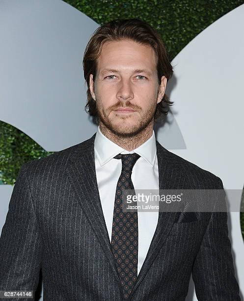 Actor Luke Bracey attends the GQ Men of the Year party at Chateau Marmont on December 8 2016 in Los Angeles California