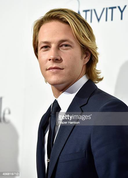 Actor Luke Bracey attends the premiere of Relativity Studios' 'The Best Of Me' at Regal Cinemas LA Live on October 7 2014 in Los Angeles California