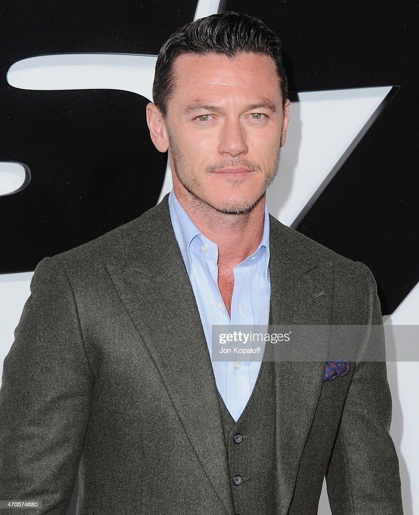 Luke Evans - Actor | Getty Images
